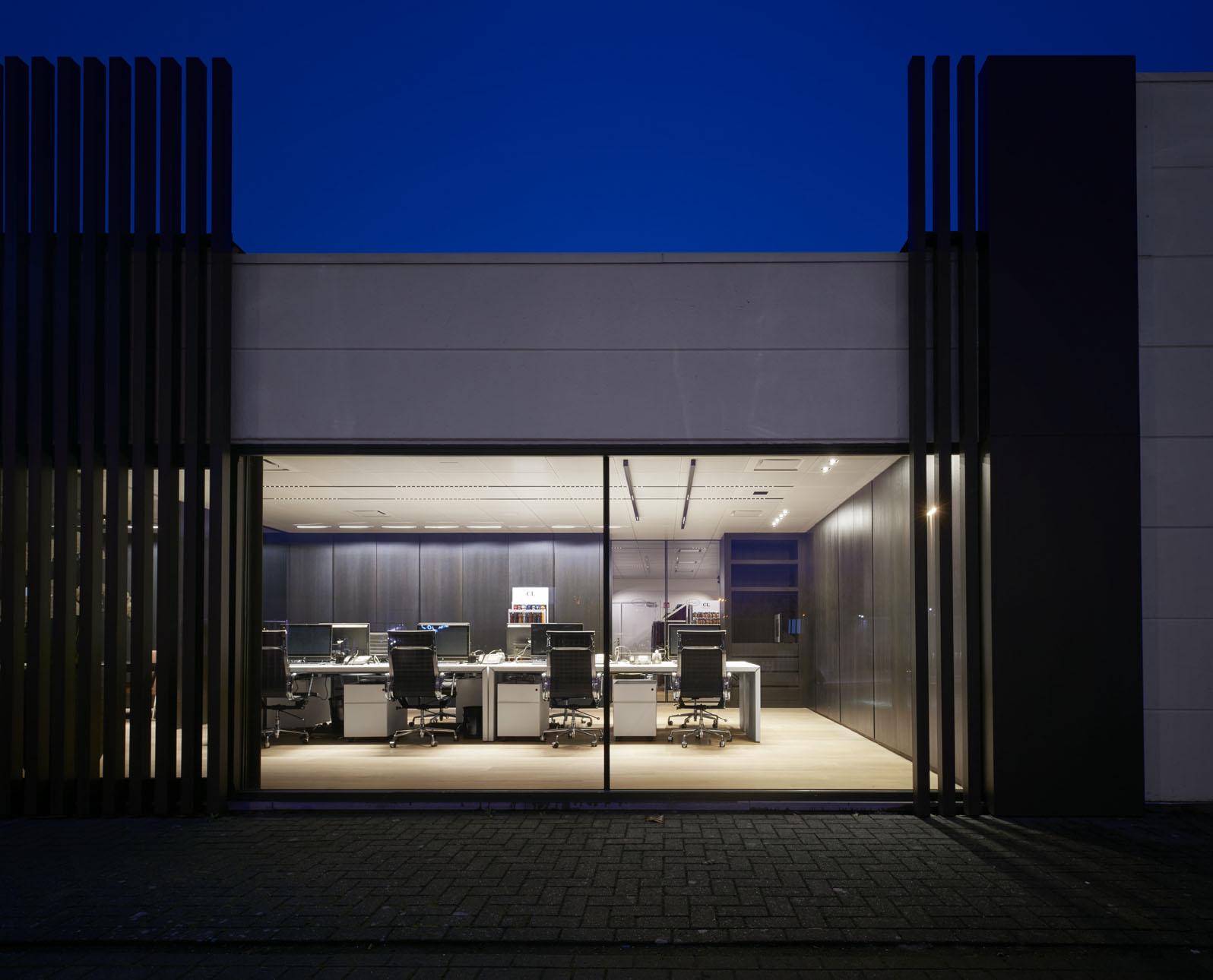 Office project c kruibeke belgium u d architectural concepts