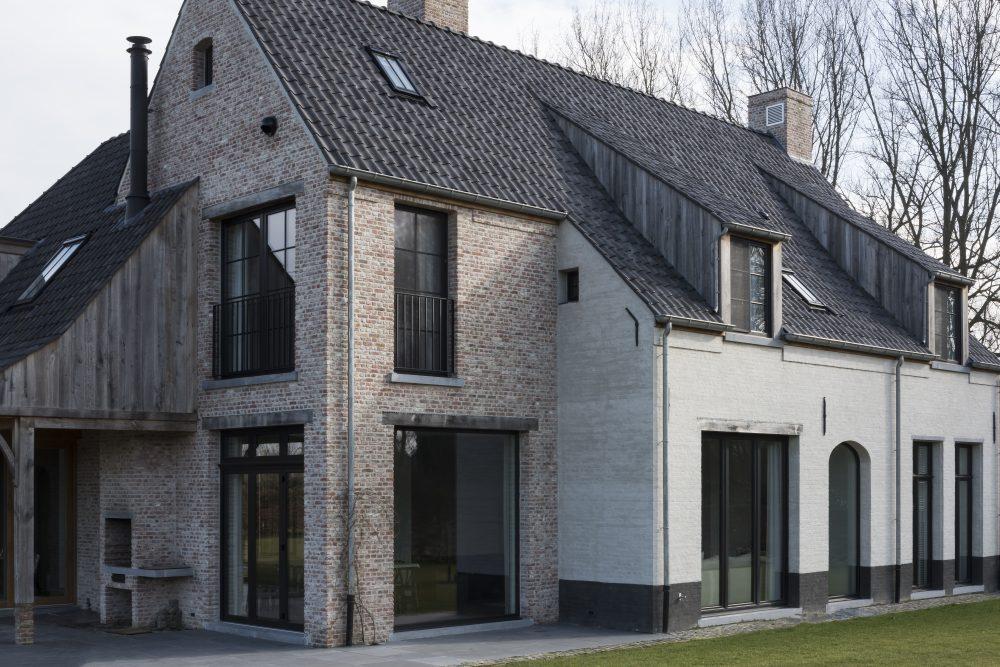 Project b m grimbergen u d architectural concepts